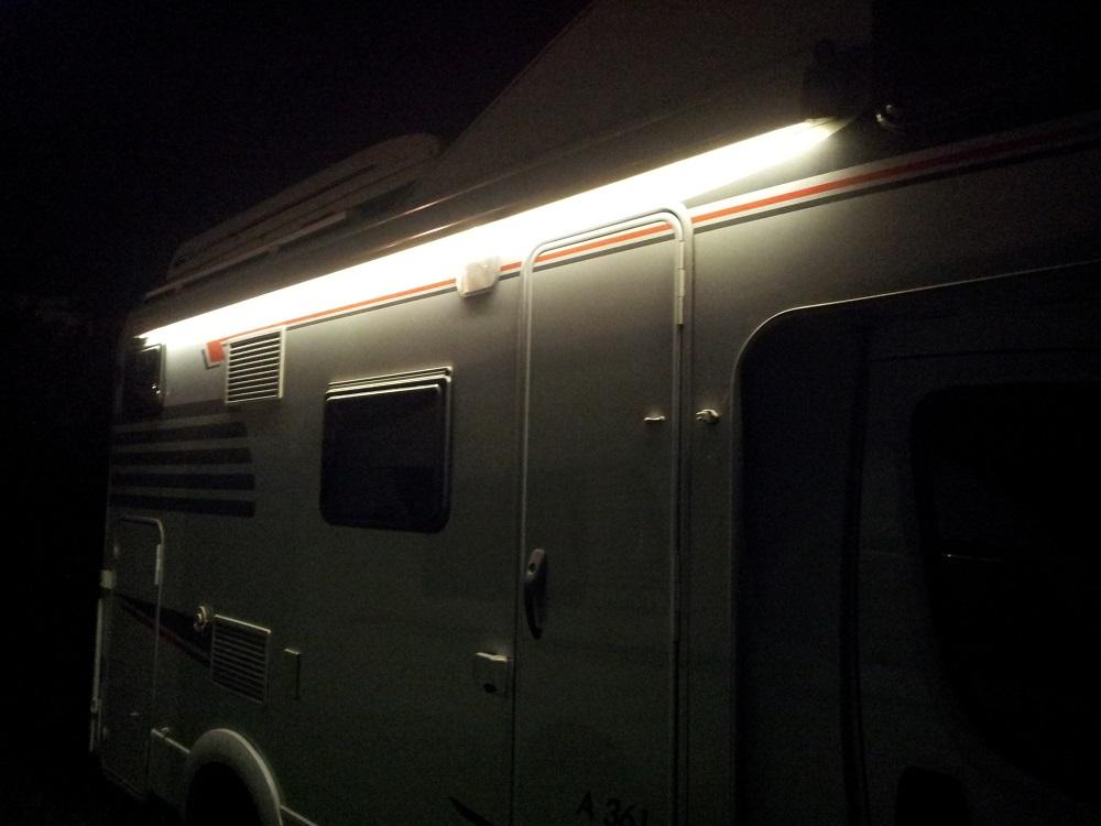 Wohnmobil Camping Reisen